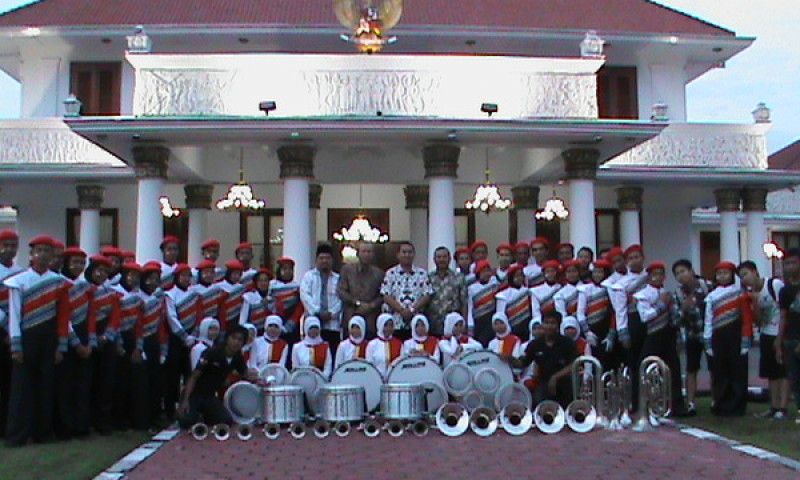 Juara 3 D'MOV Marching Band Sejawa - Bali